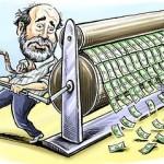 bernake-printing-money