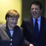 Renzi-Merkel